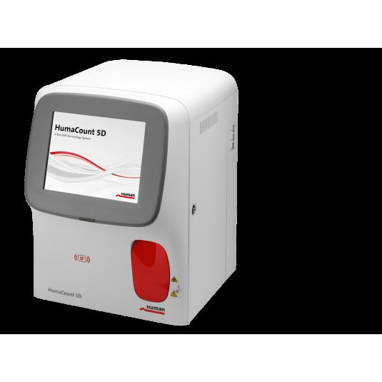 Анализатор гематологический HumaCount 5D